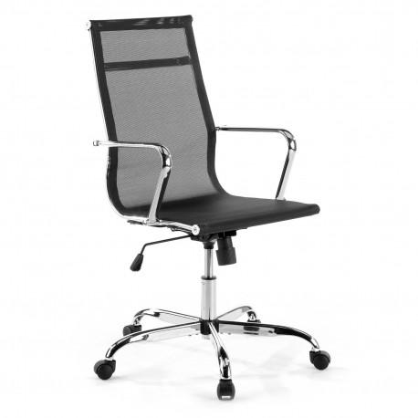 Mesas de despacho modernas serie link class for Muebles de oficina fuenlabrada