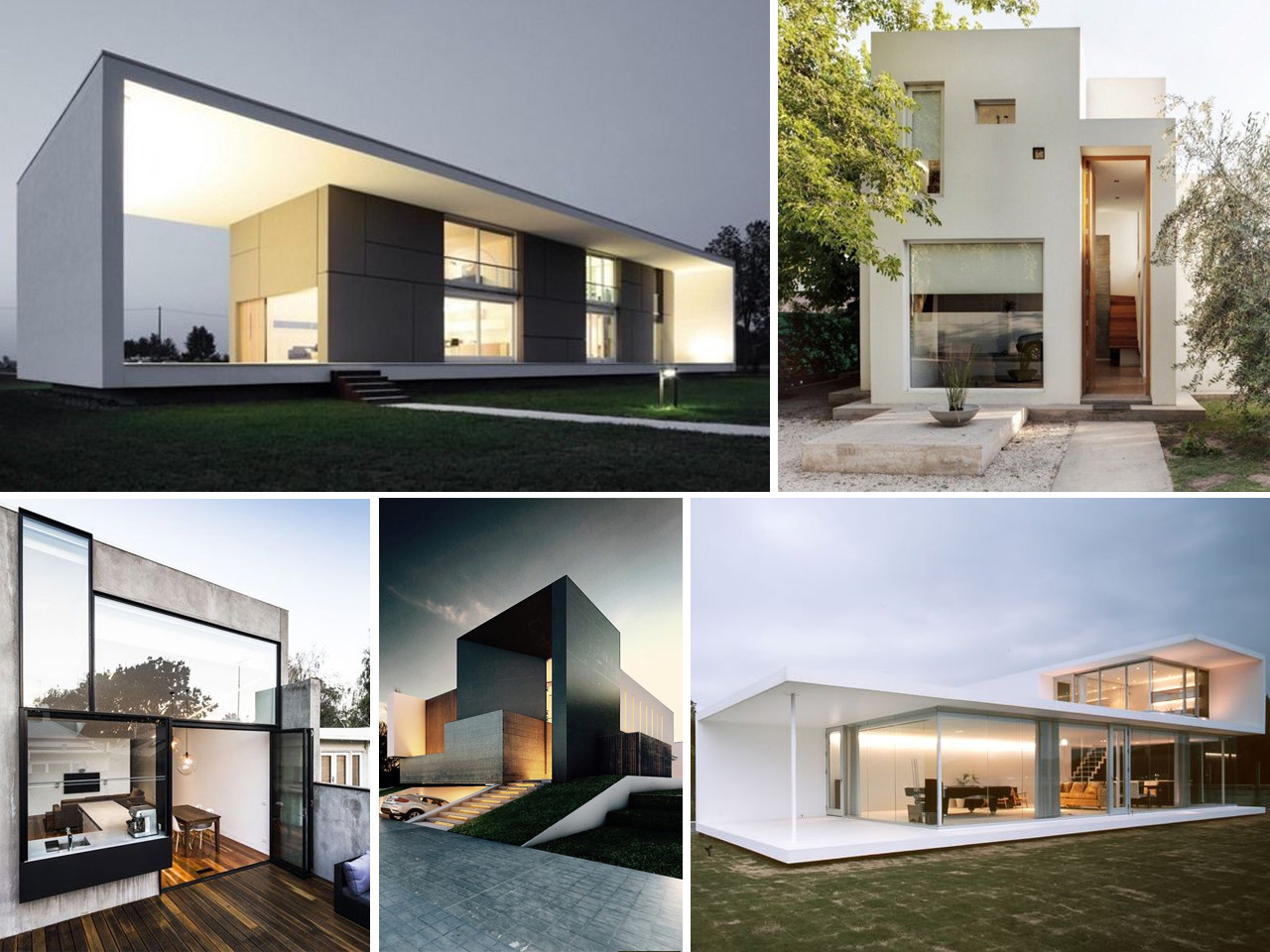 Las 6 claves del dise o de casas minimalistas for Casa tipo minimalista