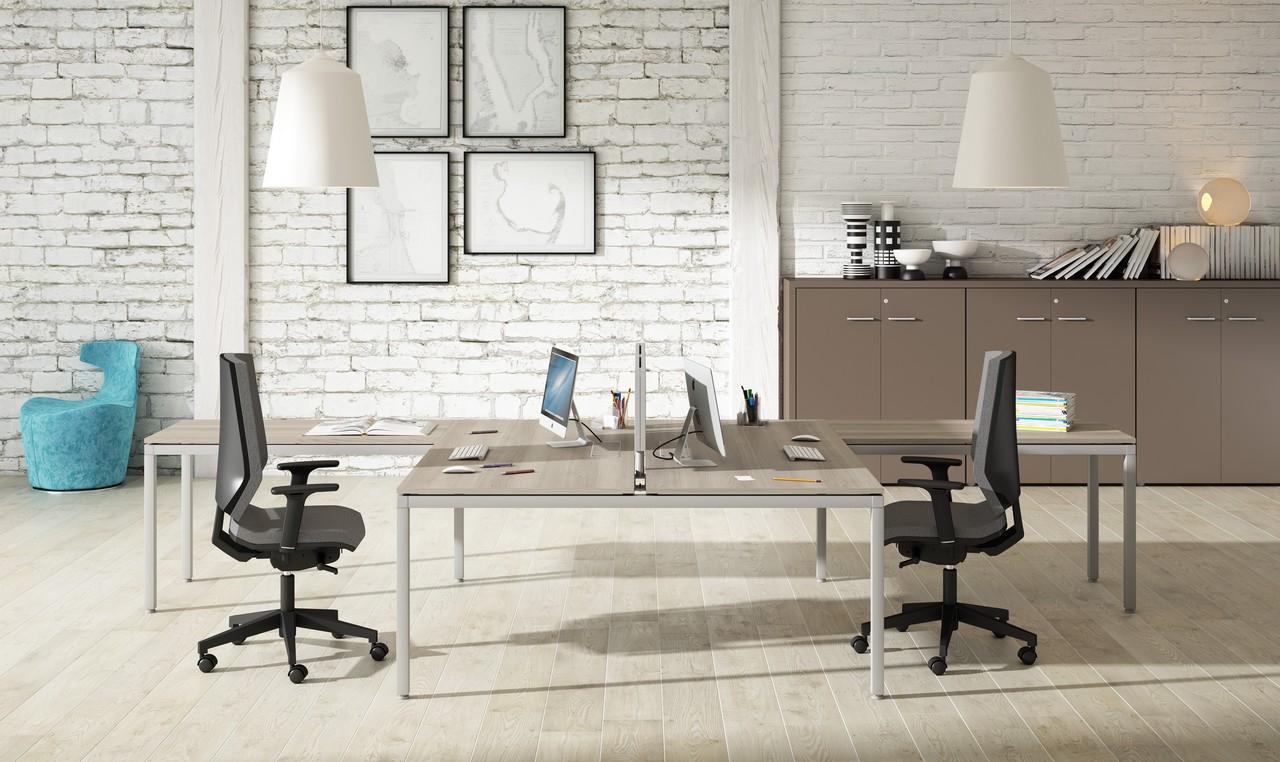 5 claves para conseguir unas oficinas minimalistas for Decoracion oficina