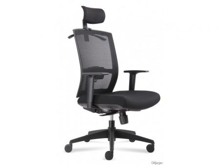 5 claves de ergonom a preventiva en la oficina for Sillas negras baratas
