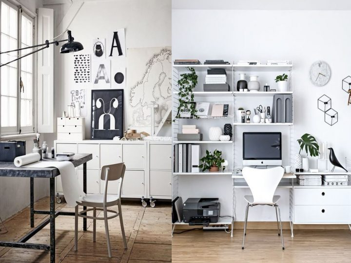 5 geniales trucos para la decoraci n de oficinas peque as for Diseno de interiores oficinas pequenas