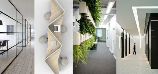 fantsticas ideas de decoracin de oficinas modernas