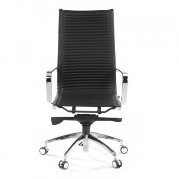 Croma - Silla de oficina Croma respaldo alto negro - Imagen 2