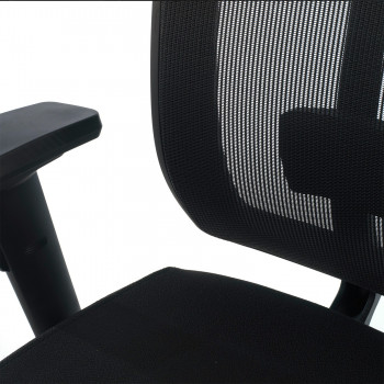 Ergomax - Silla de oficina Ergomax, premium, espuma inyectada - Imagen 2
