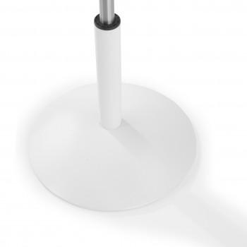 Spiro - Taburete de oficina Spiro blanco azul - Imagen 2