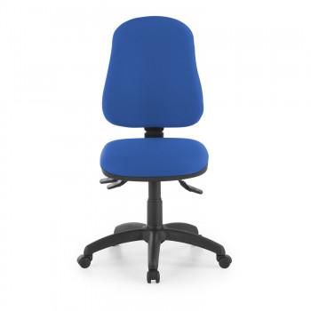 Eco2 - Silla de escritorio giratoria Eco2 azul - Imagen 2