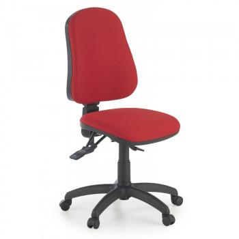 Eco2 - Silla de escritorio giratoria Eco2 roja - Imagen 1
