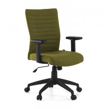 Parma - Silla de escritorio giratoria Parma, mecanismo basculante, Verde - Imagen 1