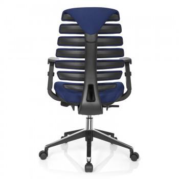 Spine - Silla de oficina ergonómica Spine azul - Imagen 2