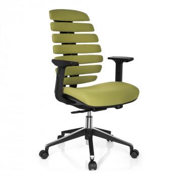 Spine - Silla de oficina ergonómica Spine verde - Imagen 1