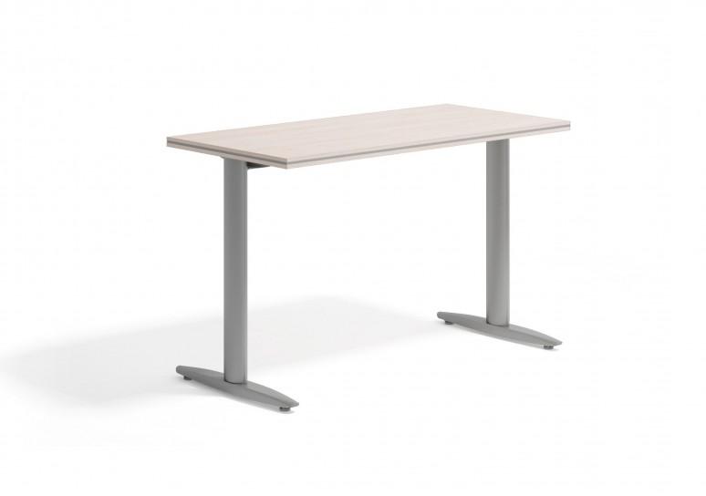 Work due mesa auxiliar aluminio