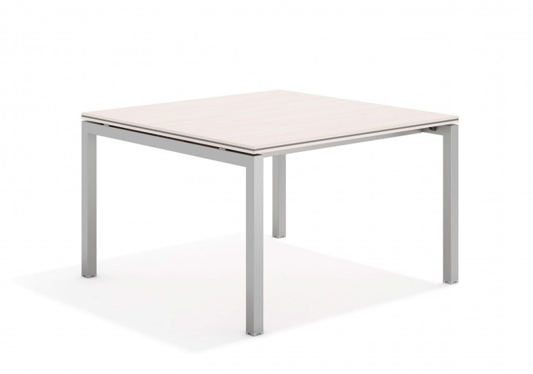 Work quatro mesa de juntas 123 aluminio