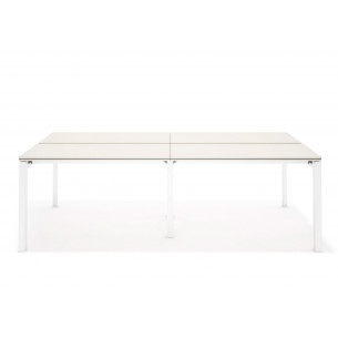 Work trio mesa bench doble...