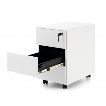 Buc steelbox mini blanco