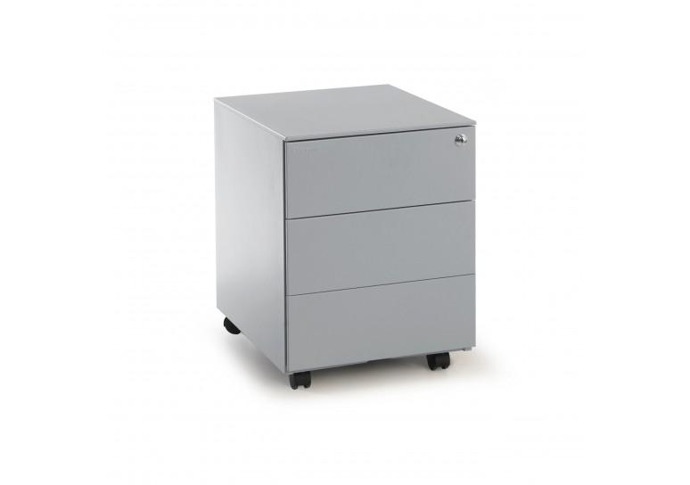 Buc steelbox 3 cajones aluminio