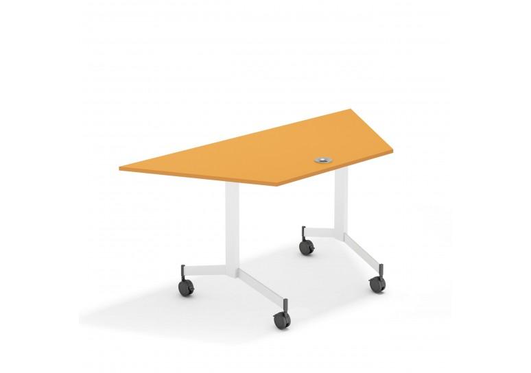 Mesa flip trapezoidal