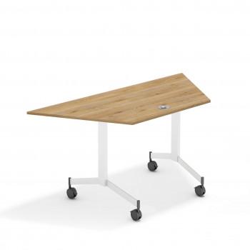 Flip - Mesa plegable flip trapezoidal - Imagen 1