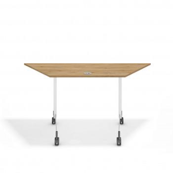 Flip - Mesa plegable flip trapezoidal - Imagen 2