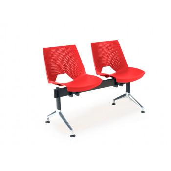 Bancada ares - Bancada sala de espera ares 2 asientos - Imagen 1