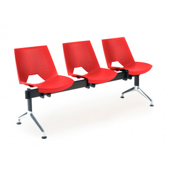 Bancada ares 3 asientos