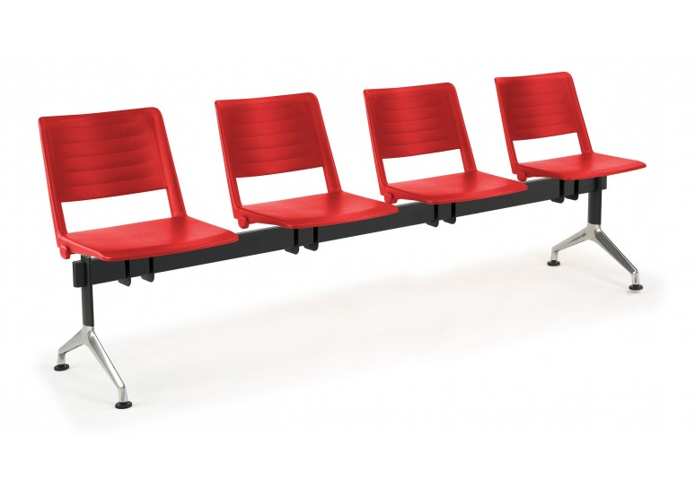 Bancada replay 4 asientos