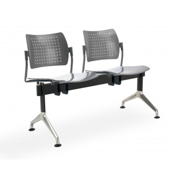 Bancada strike 2 asientos