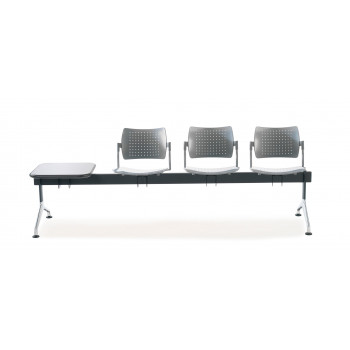 Bancada strike 3 asientos+mesa