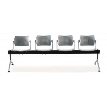 Bancada strike 4 asientos