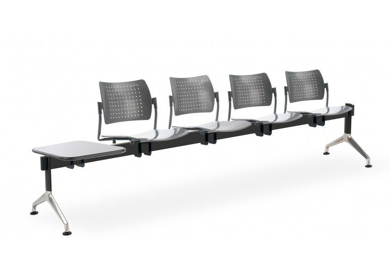 Bancada strike 4 asientos+mesa