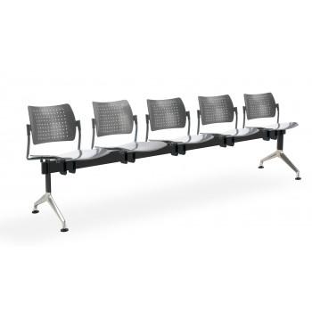 Bancada strike 5 asientos