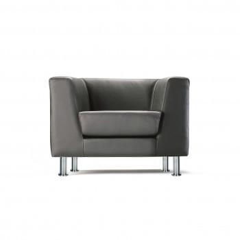 Sofa de recepción zurich 1 plaza - Imagen 2