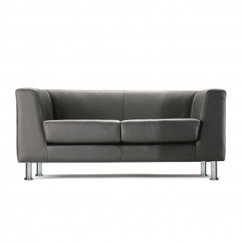 Sofa de recepción zurich 2 plazas - Imagen 2