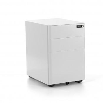 Moby - Cajonera de oficina moby XL blanco - Imagen 1