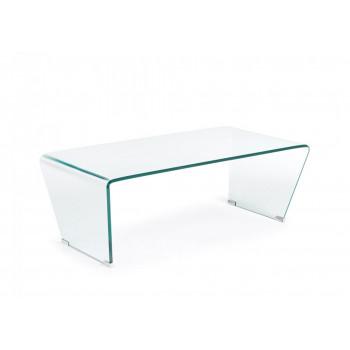 Glass - Mesa de centro cristal curvo - Imagen 1