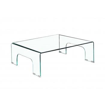 Glass - Mesa de centro cuadrada - Imagen 1