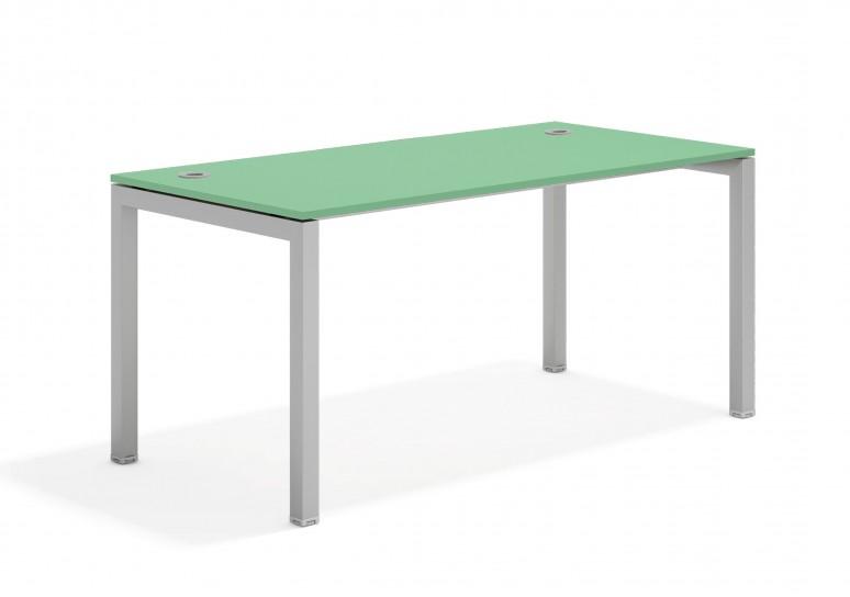 Kubika mesa de trabajo aluminio