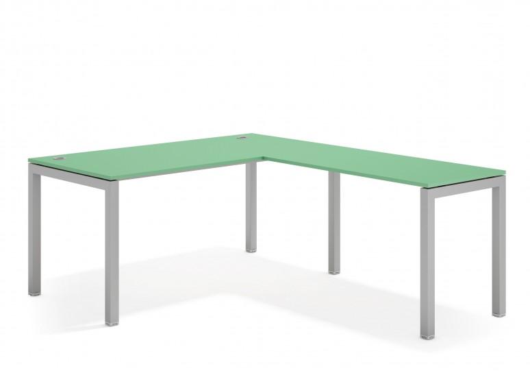 kubika mesa con ala aluminio