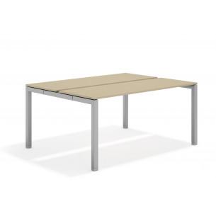 Kubika mesa bench 126 aluminio