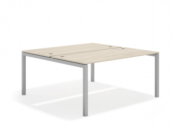 Kubika mesa bench 166 aluminio