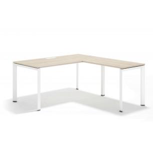 Link mesa con ala blanco