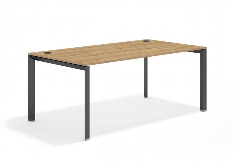 Link mesa de direccion negro