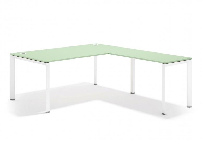 Link mesa de direccion con ala blanco