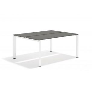 Link mesa bench 126 blanco