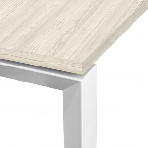 Link mesa bench 166 blanco