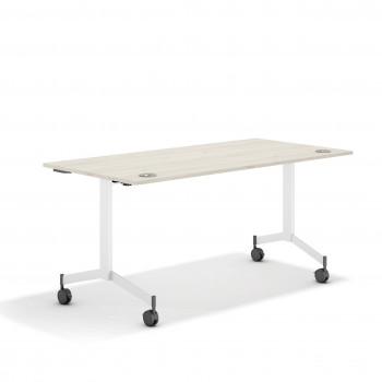 Mesa plegable flip rectangular