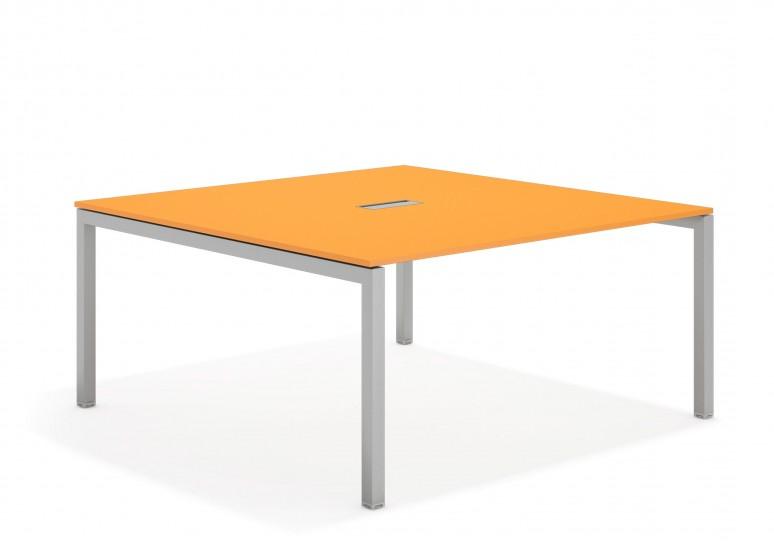 Kubika mesa de juntas 166 aluminio