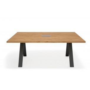 Uve mesa de juntas negro