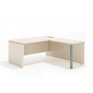 System mesa con ala aluminio