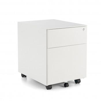 Steelbox - Cajonera de oficina steelbox cajon/archivo blanco - Imagen 1