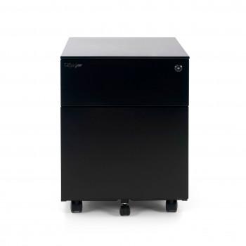 Steelbox - Cajonera de oficina steelbox cajon/archivo negro - Imagen 2